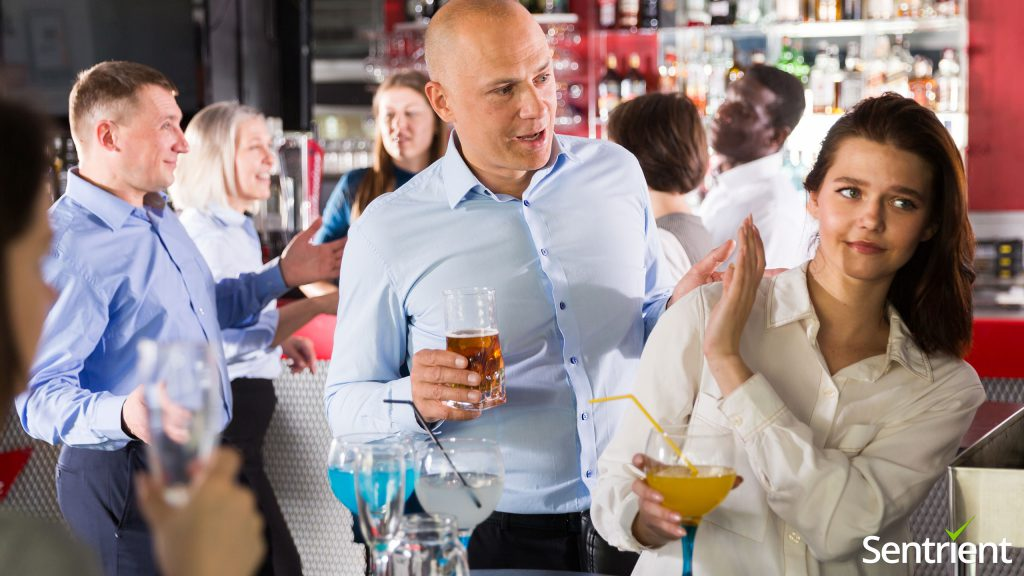 How to identify sexual harassment at a work function