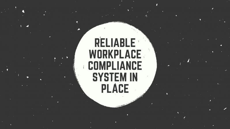 Workplace Compliance System