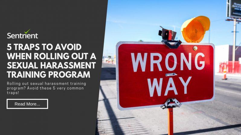 Sexual Harassment Training Program