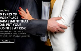 Types of Workplace Harassment