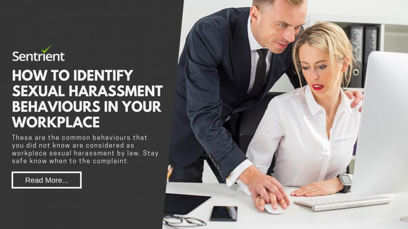 How to Identify Sexual Harassment Behaviours in your Workplace