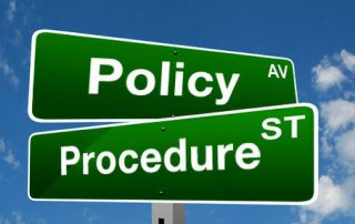 Policy Procedure